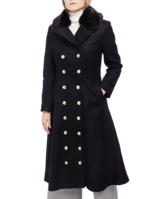 Ida Sjöstedt Abbey Coat  Black/Black