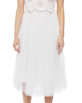 Ida Sjöstedt Flawless Skirt White/Ivory