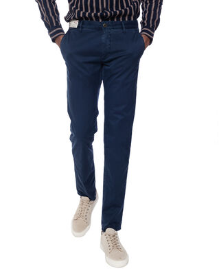 Incotex Incotex Slim Fit Chinos Blue