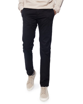 Incotex Incotex Slim Fit Chinos Nero