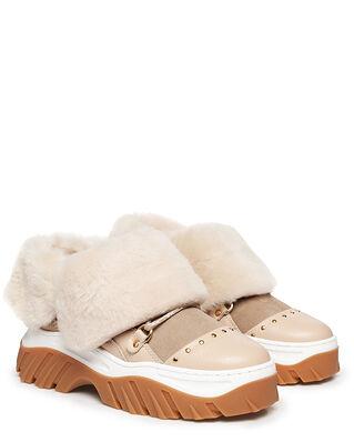INUIKII Sneaker Trekking Beige