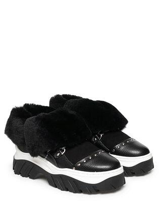 INUIKII Sneaker Trekking Black
