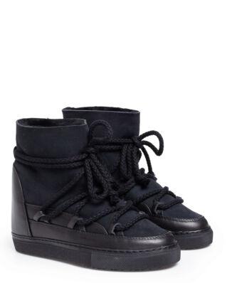 INUIKII INUIKII Sneaker Classic Wedge Black-Import FW19