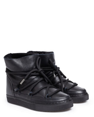 INUIKII Sneaker Full Leather Black
