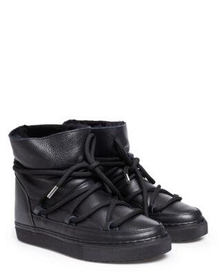 INUIKII INUIKII Sneaker Full Leather Black-Import FW19