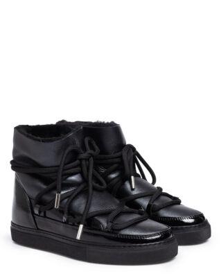 INUIKII INUIKII Sneaker Gloss Black-Import FW19