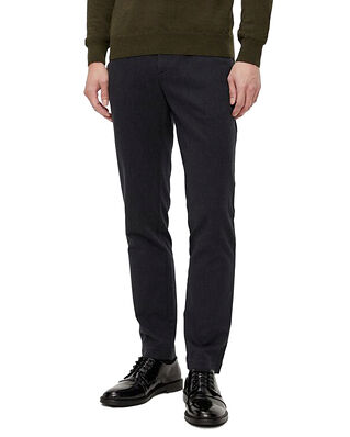 J.Lindeberg Chaze Flannel Twill Pants Dark Grey