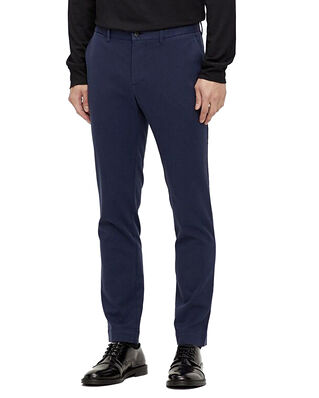 J.Lindeberg Chaze Flannel Twill Pants JL Navy
