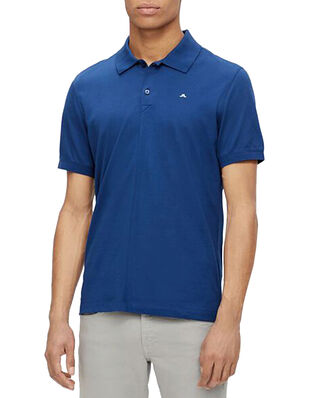 J.Lindeberg Rubi Slim Polo Shirt Midnight Blue