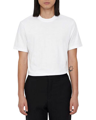 J.Lindeberg Silo Jersey Tee White