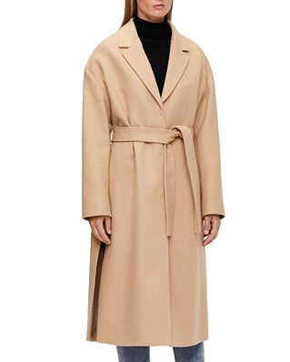 J.Lindeberg Taylor Wool Coat Sand Beige