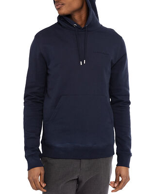 J.Lindeberg Throw Clean Sweat Hoodie JL Navy
