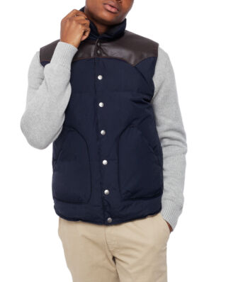 Jackson Hole Originals Original Down Vest Deep Navy