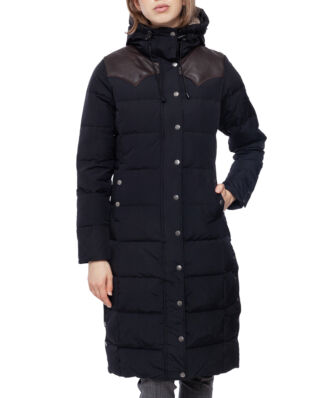 Jackson Hole Originals Snow Queen Down Coat Black