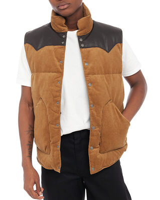 Jackson Hole Originals Original Cord Vest Mohjave