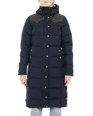 Jackson Hole Originals Snow Queen Down Coat Deep Navy
