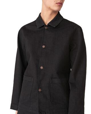 Jeanerica Jacket JM003 Black Rinse