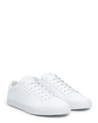Jim Rickey Chop Leather White