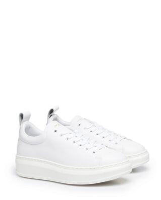 Jim Rickey Club Tech Tumbled Leather/Patent White