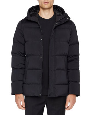 J.Lindeberg Barry-Stretch Nylon Black-Import FW19