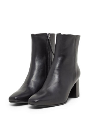 J.Lindeberg Becca Boot-ES Leather Black