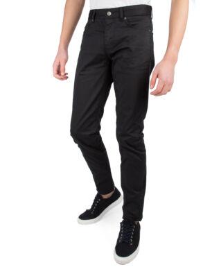 J.Lindeberg Jay Satin Jeans Black