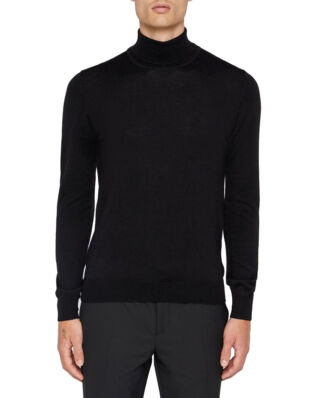 J.Lindeberg Lyd-True Merino Black-Import FW19