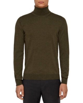 J.Lindeberg Lyd True Merino Forest Green