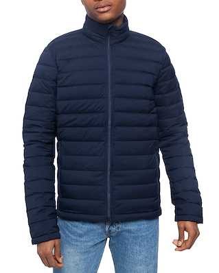 J.Lindeberg M Ease Sweater-JL Down JL Navy