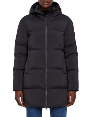 J.Lindeberg W Radiator Down Parka Black-Import FW19