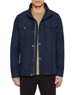 J.Lindeberg Bailey-Poly Canvas Jl Navy