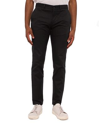 J.Lindeberg Chaze Flannel Twill Pants Black