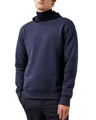 J.Lindeberg Chip Crew Neck Sweatshirt JL Navy