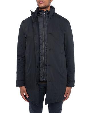 J.Lindeberg Holger Tech Padded Coat Black