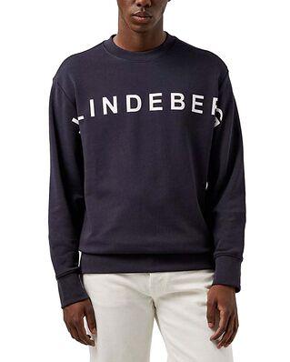 J.Lindeberg Jamie Logo Sweatshirt JL Navy