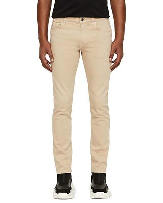 J.Lindeberg Jay Solid Stretch Oxford Tan