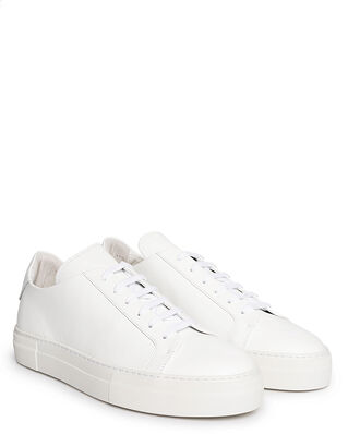 J.Lindeberg Signature Leather Sneaker White