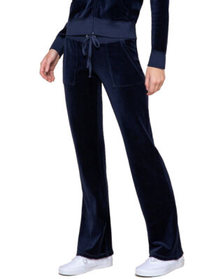 Juicy Couture Velour Del Rey Pant Regal