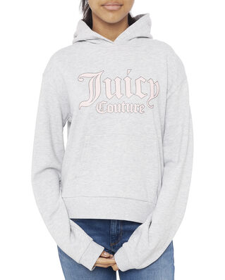 Juicy Couture Junior Juicy Pastel Hoodie Heather Cozy