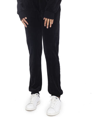 Juicy Couture Junior Junior Juicy Velour Jogger Jet Black