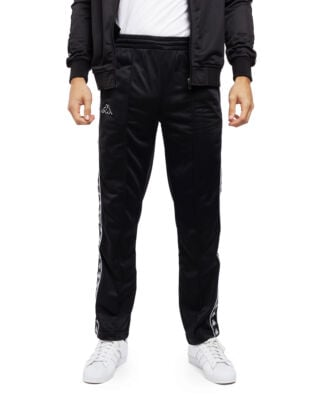 Kappa Astoria Regular Fit Pant Black/White