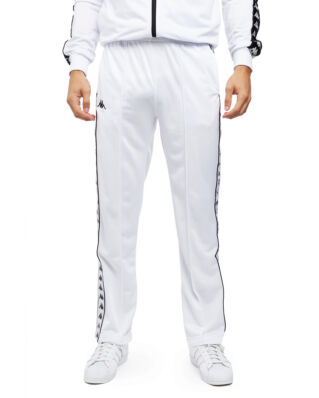 Kappa Astoria Regular Fit Pant White/Black