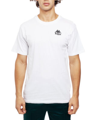 Kappa Wollie S/S T-shirt White/Black