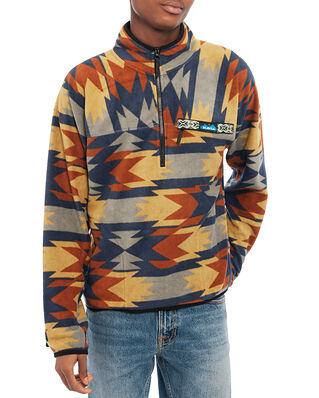 Kavu Winter Throwshirt Strat Geo