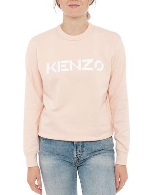 Kenzo Classic Fit Sw Kenzo Logo Faded Pink