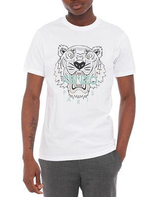 Kenzo Classic Tiger T-Shirt White