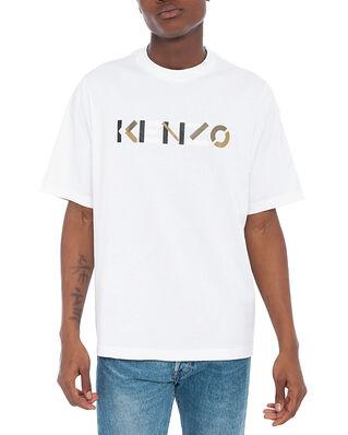 Kenzo Kenzo Multico Logo T-Shirt White