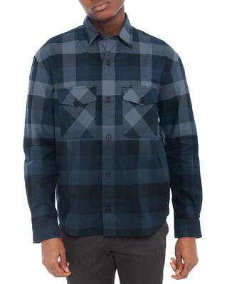 Kenzo Overshirt Midnight Blue