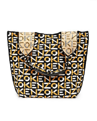 Kenzo Shopper/Tote Bag Golden Yellow