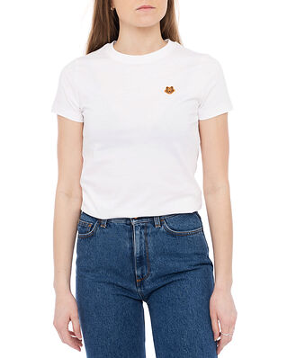 Kenzo Tiger Crest Classic T-shirt White
